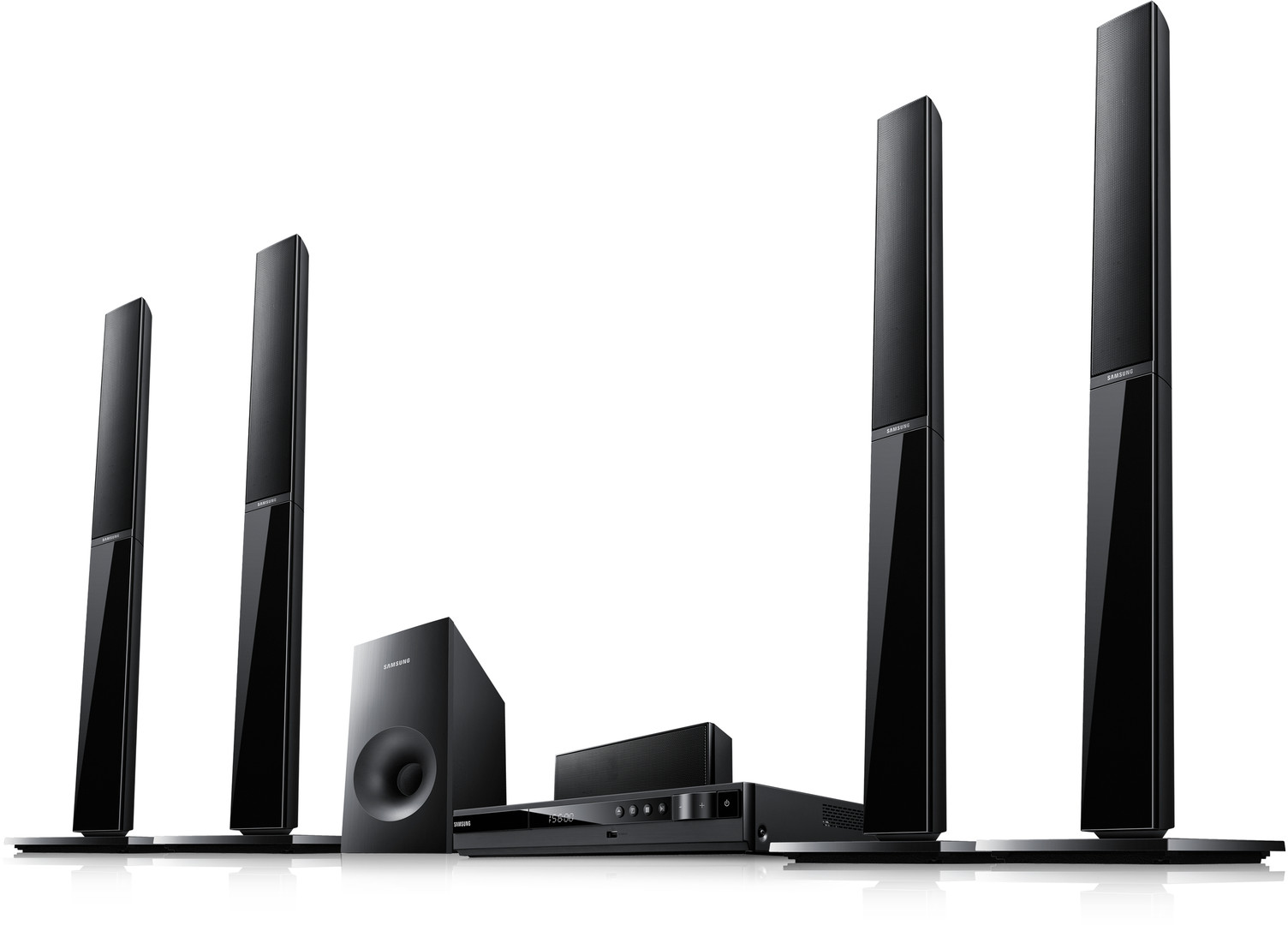 Review Samsung Ht E355 30w 5 1 Channel Home Cinema System