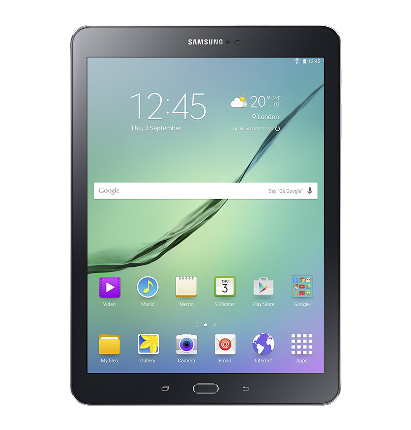 Review Samsung Galaxy Tab S2 T815 Mustek