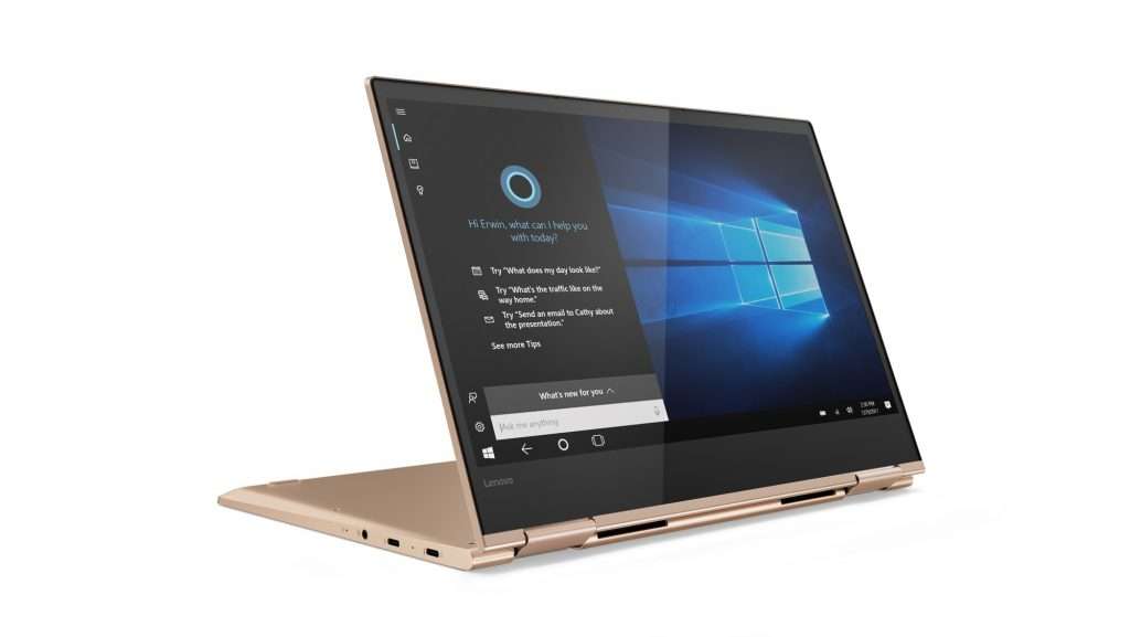 Five things you can do with Lenovo's two new Windows 10 PCs - Mustek