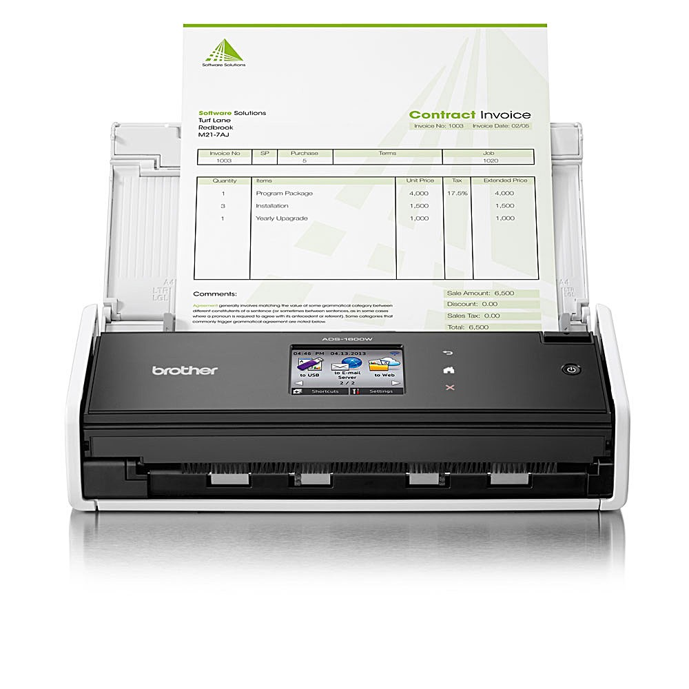 BROTHER ADS-1600W PRINTER DRIVERS