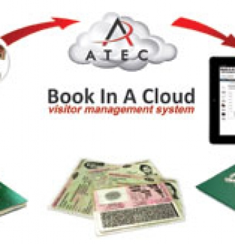 Visitor book in the cloud – Security SA