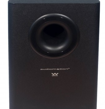 Review: AudioMotion Wireless LED Light Speaker System Subwoofer