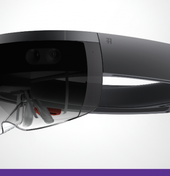 Microsoft reveals Hololens, an augmented reality headset