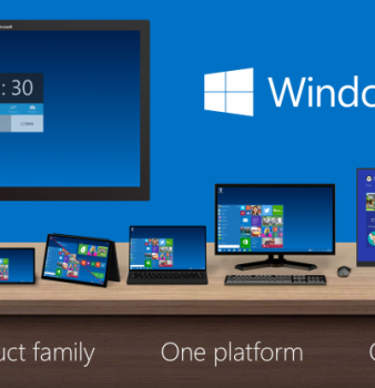 Microsoft announces their upcoming operating system and they're skipping ahead to 10