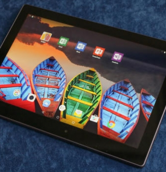 Lenovo Unveils 3 New Budget-Friendly Tablets